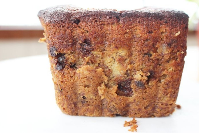 Easy to Bake Sweet & Spicy Bacon Chocolate Chip Banana Bread 2