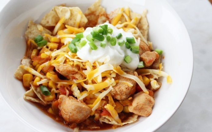 Taco Tuesday Will Never Be The Same: Chicken Tortilla Soup 3
