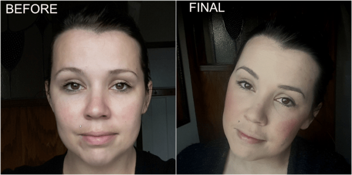 What Is It Like to Have A Microblading Touch Up + Giveaway 2