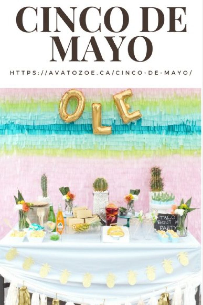A Little Spring Time Cinco De Mayo Party Inspiration! 16
