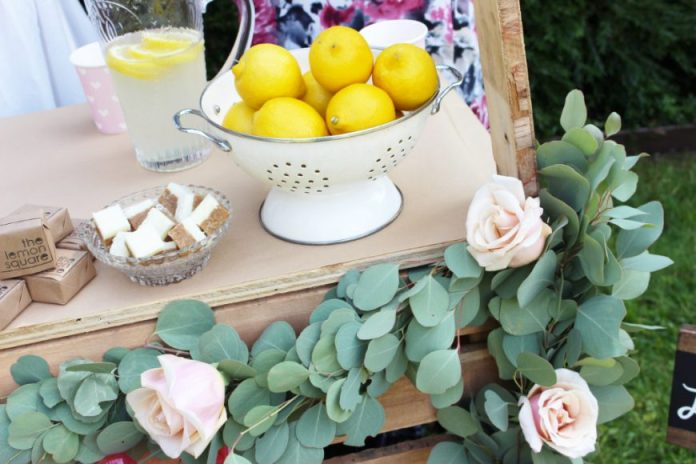 A Grown Up Twist On A Childhood Classic- Lemonade Mimosa 12