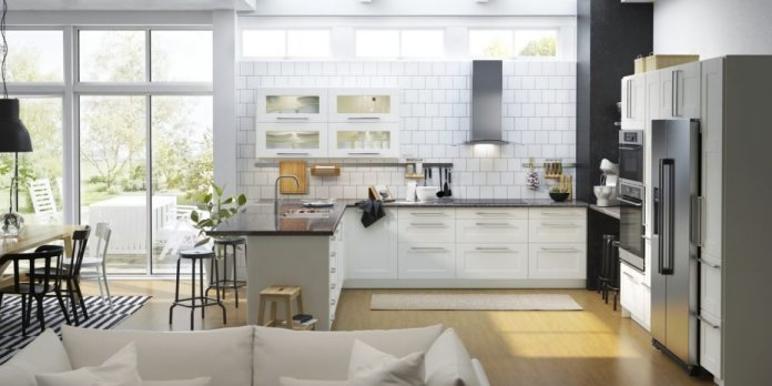 2018 Ikea Kitchen Trends