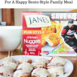 Bento Style Family Meal
