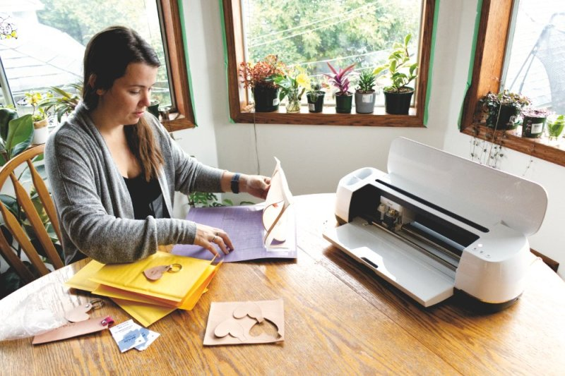 Cricut helped grow my business