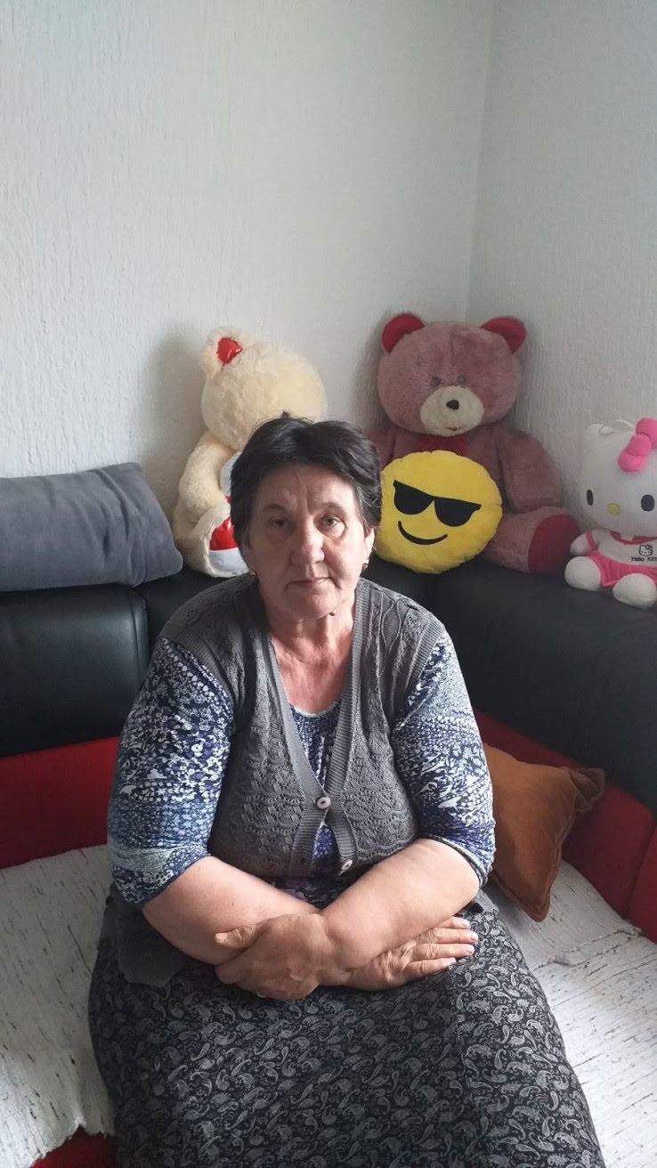 """Sajda Piro: Moj muže je dobitnik """"Zlatnog ljiljana"""""""