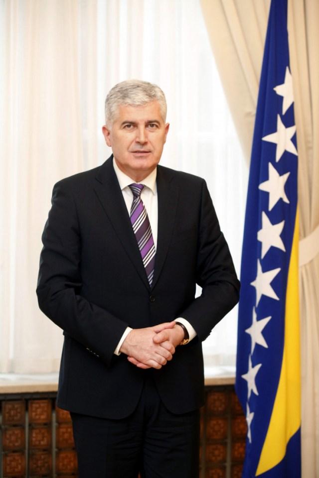 Čović: Kritizirao je predstavnike međunarodne zajednice - Avaz, Dnevni avaz, avaz.ba