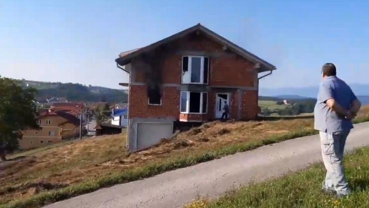 Požar izbio u jutarnjim satima