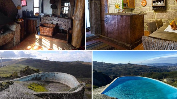 Kuće grije na kamin, a ima i vanjski bazen