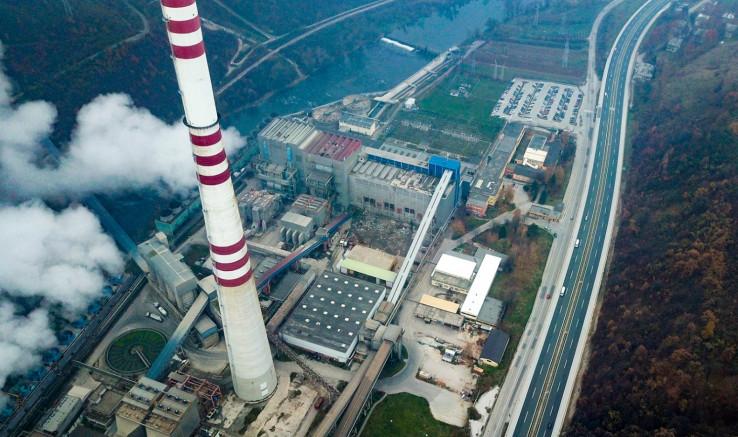 TE Kakanj: Trenutno su u pogonu tri bloka ukupne instalirane snage 450 MWe