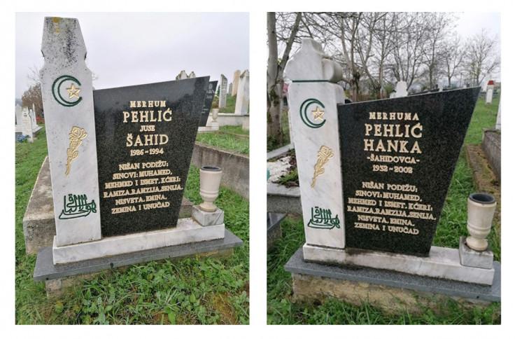 Zeminin otac/hranitelj Šahid umro je 1994., a mama Hanka 2002. godine: Nikada je nisu razdvajali od svoje prave djece