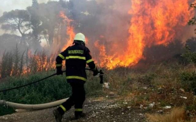 Požari bijesne danima u Jablanici