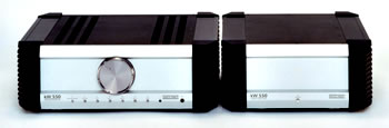Musical Fidelity kW550