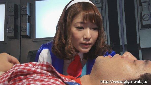 【G1】女剣士ピンクブレードVS女幹部デスクイーン 愛と憎しみの肉人形001