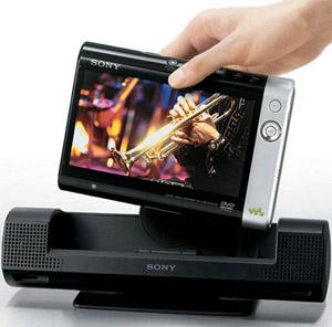 Sony DVD Walkman