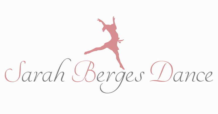 logo for sara burges dance