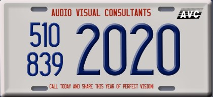 2020. Your vision on video