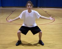 Youth Basketball Man to Man Defense