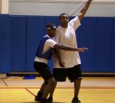Zone Defense Basketball