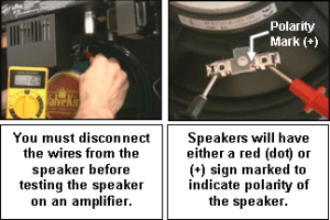 audio troubleshooting