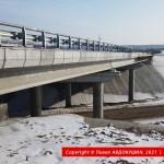 Путепровод над О-17-08-102 на объезде Кобеляк