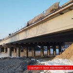 Мост через канал Днепр-Донбасс