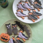 ハロウィンアイシングクッキー
