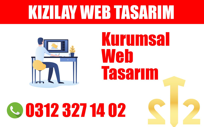 kızılay web tasarım