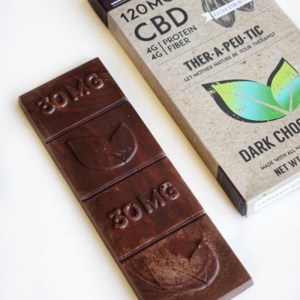 CBD Dark Chocolate Extra Strength
