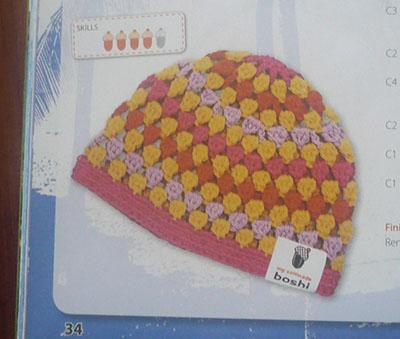 bonnet my boshi