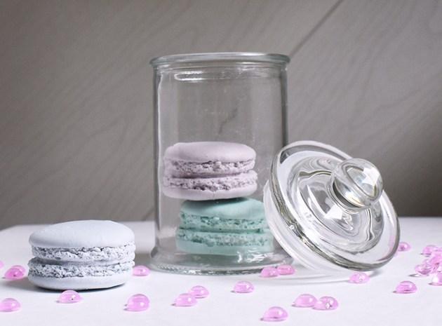 macarons à parfumer