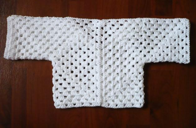shrug crochet blanc2