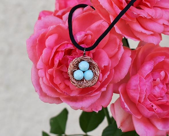 pendentif-nid-oiseau-perle-cuivre2