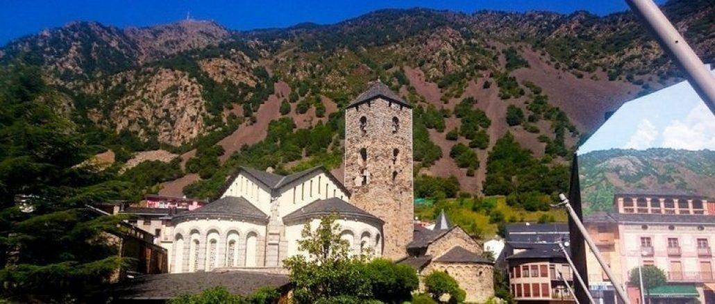 Iglesia de San Esteban (Andorra la Vieja)