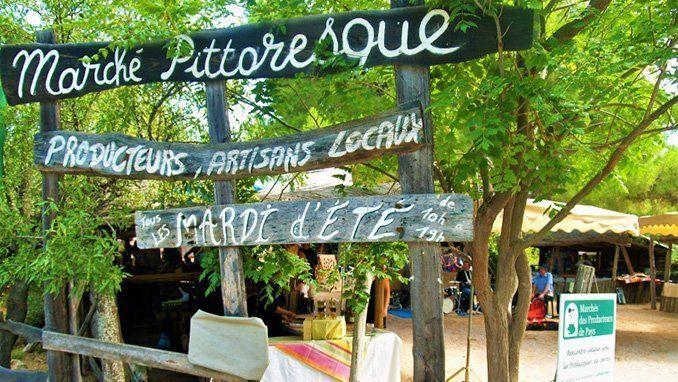 El Marché Pintoresque de Castelnou