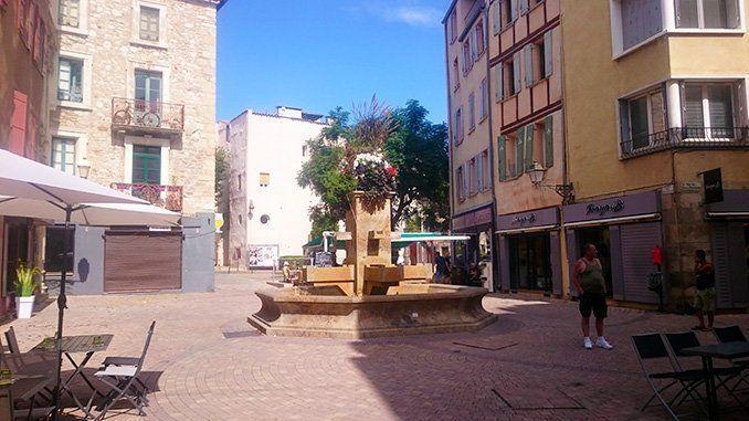 Place des Quatre Fontaines