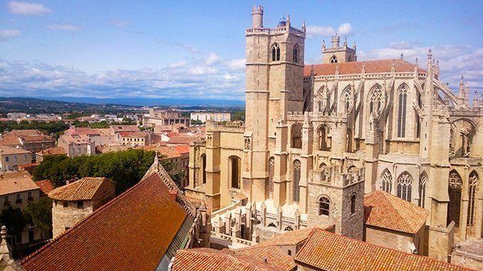 Catedral de San Justo y San Pastor de Narbona.