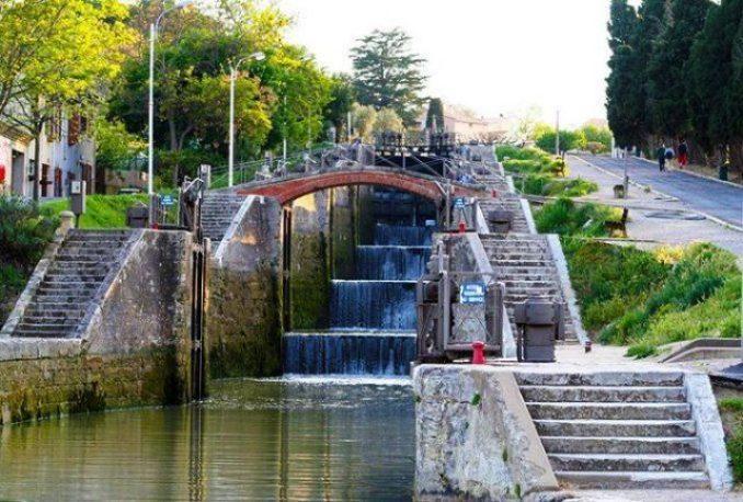Esclusas de Fonserane Béziers