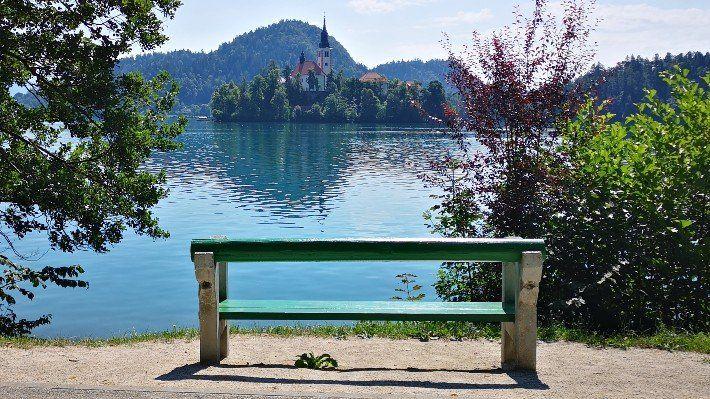 lago e isla de Bled