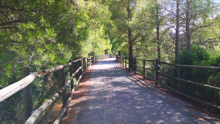 Via Verde del Val de Zafán