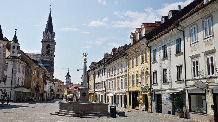 Glavni trg Kranj