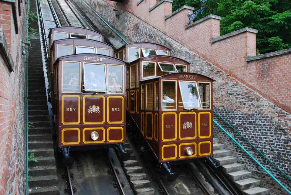 funiculaire budapest
