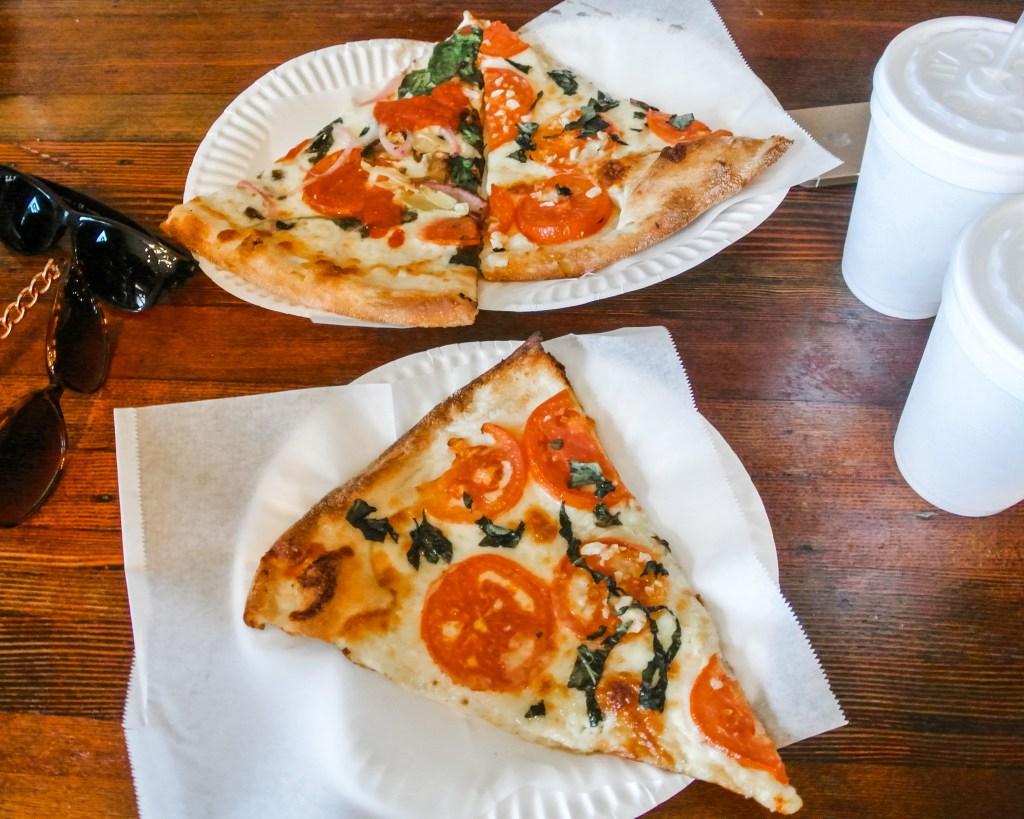Margherita Pizza from Pizzeria Luigi