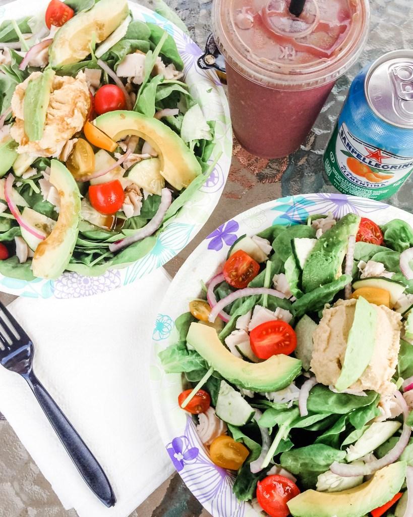 Protein Salad from Ripe Neighborhood Market & Deli
