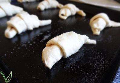 Crescent Rolls | A Vegan in Progress