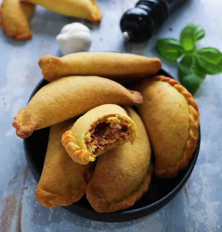 Mediterranean Empanadas