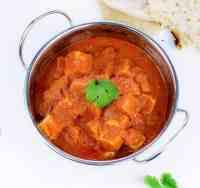 tofu makhani - ricetta indiana