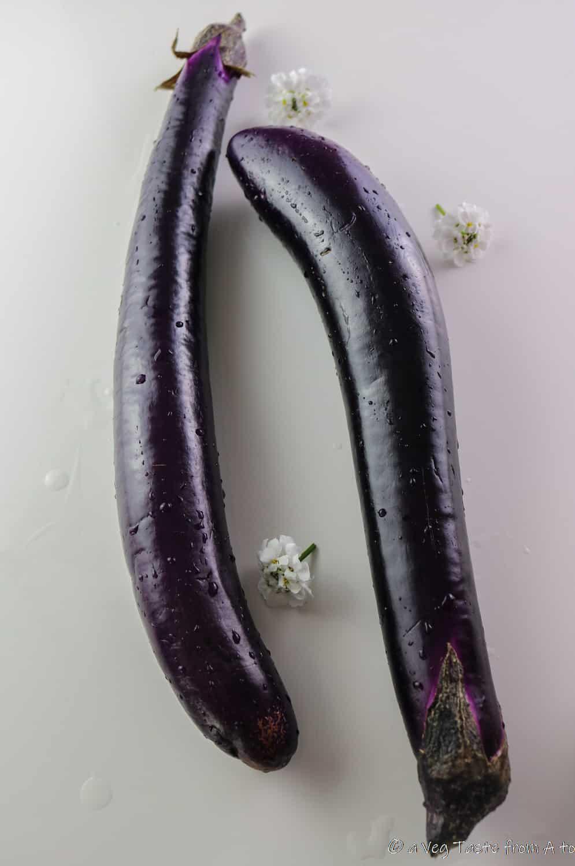 japanese aubergines