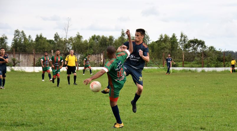 "Definidas as equipes ""semifinalistas"" do Amador da Liga de Paranavaí"