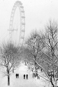London Winter 4