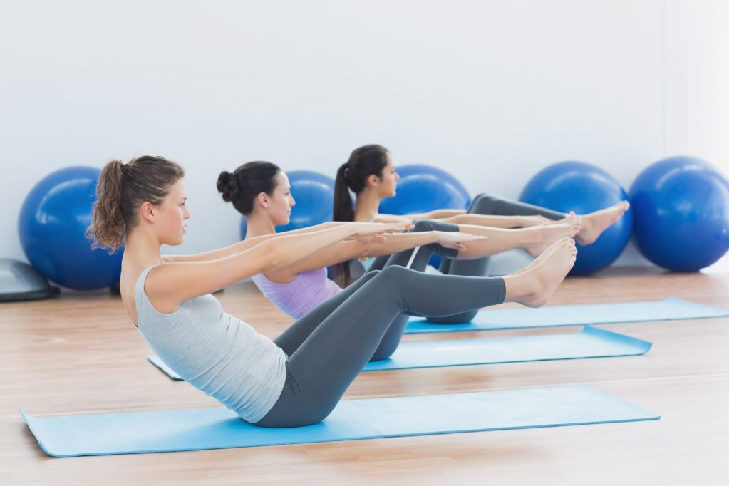 S.T.O.T.T. Pilates Class Sligo | Complete Body Movement